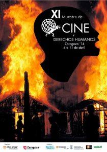 cartel cine y DDHH anvistas
