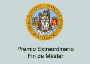 Premio extraordinario fin de máster. Universidad de Zaragoza.