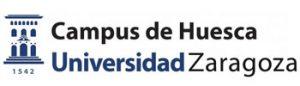 Logo campus de huesca unizar