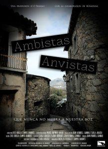 cartel del documental anvistas ambistas