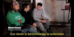 Escena del documental anvistas ambistas