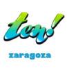 Logo ten Zaragoza