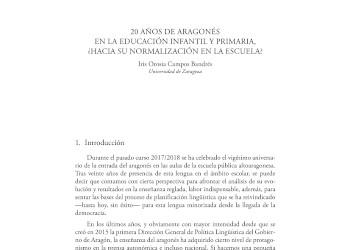 aragones-normalizacion-enseñanza-lengua-minoritaria-planificacion-linguistica